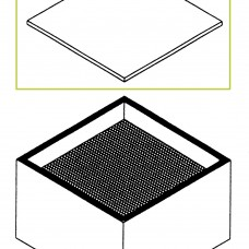 Пре-фильтр для дымоуловителя Zero Smog 2, WFE 2ES/CS, ZS EL Weller M5