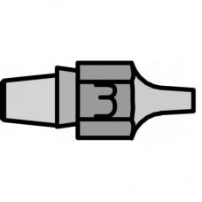 Насадка для выпайки и удаления припоя Weller DX 113