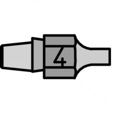 Насадка для выпайки и удаления припоя Weller DX 114