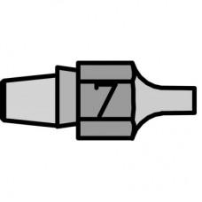 Насадка для выпайки и удаления припоя Weller DX 117