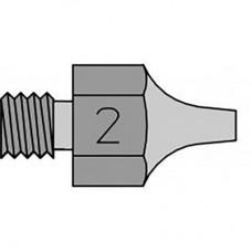 Насадка для выпайки и удаления припоя Wller DS 112