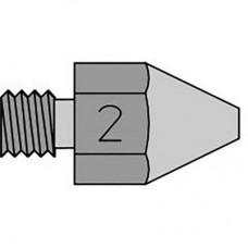 Насадка для выпайки и удаления припоя Weller DS 112HM