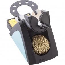 Подставка для паяльников Weller WSR 200 2-в-1 с чистящей губкой и стружкой