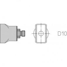 Насадка Weller D10 для пайки горячим воздухом