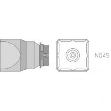 Насадка Weller NQ45 для пайки горячим воздухом