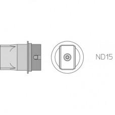 Насадка Weller ND15 для пайки горячим воздухом