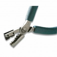 Forming pliers suitable for bending components of Series TO 126, 218, 220 and power transistors through 90° in two rows, 3 connections Weller
